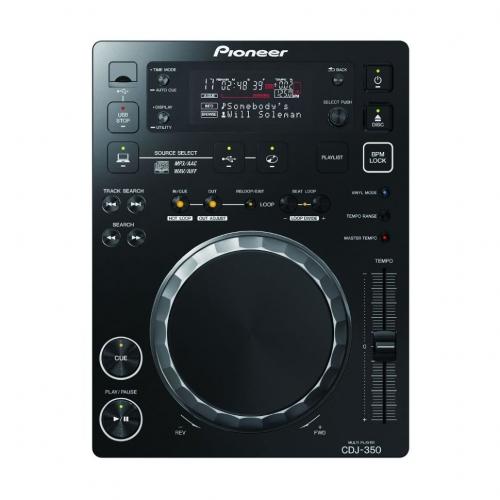 CD проигрыватель PIONEER CDJ-350 #1 - фото 1
