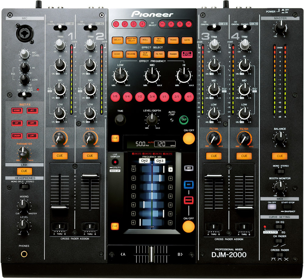 Pioneer DJM-2000 Nexus - фото 1