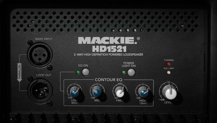 Mackie HD1521 - фото 2