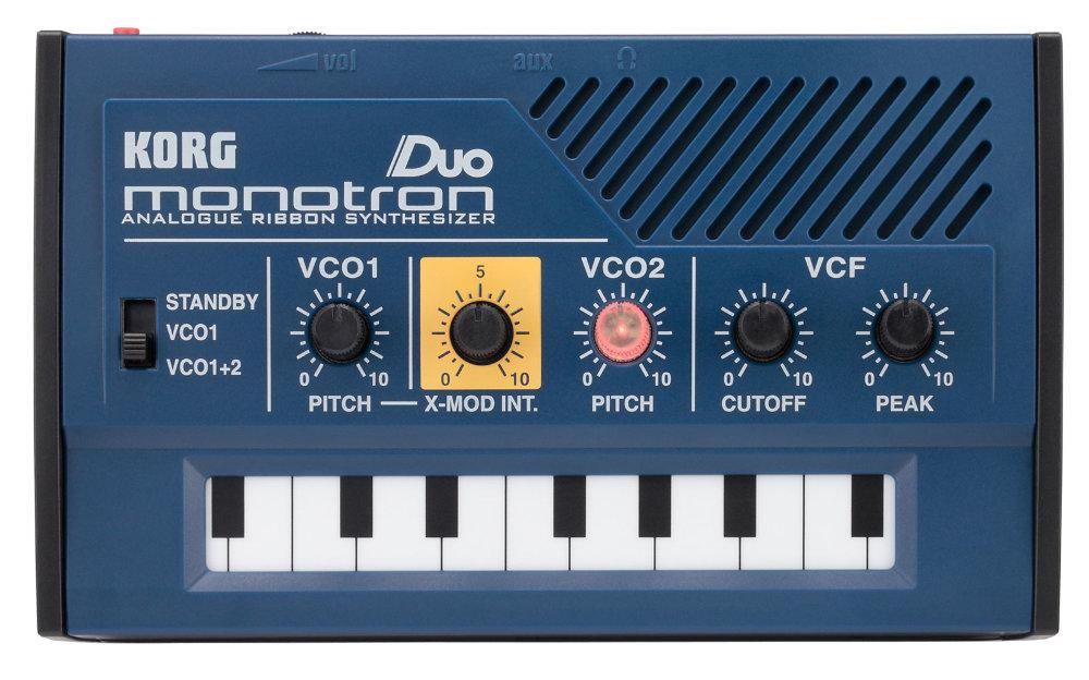 Korg Monotron Duo  - фото 2