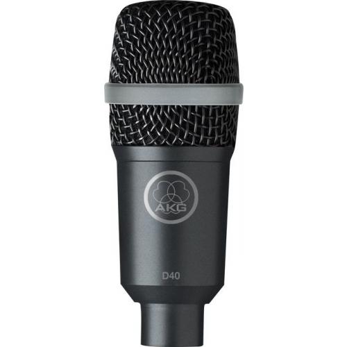 Инструментальный микрофон AKG D40 #3 - фото 3