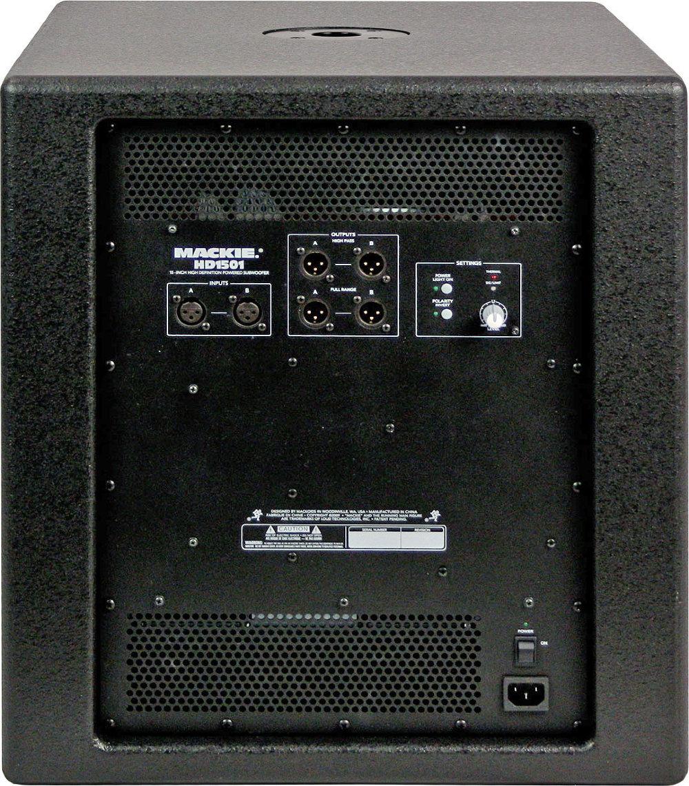 MACKIE HD1501 - фото 2