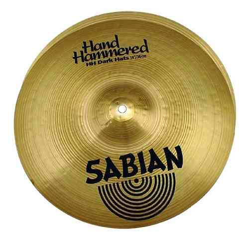 Sabian 14` Dark Hats HH