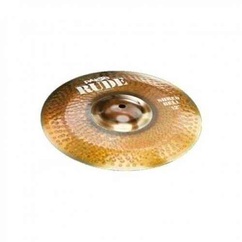 Paiste 12` Shred Bell Rude