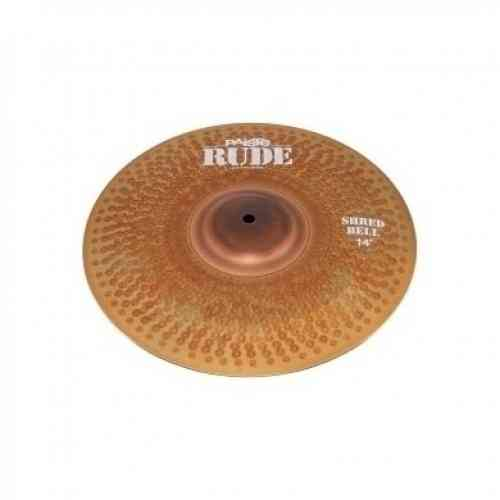 Paiste 14` Shred Bell Rude
