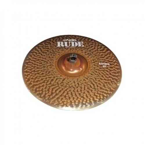Paiste 20` Basher Rude
