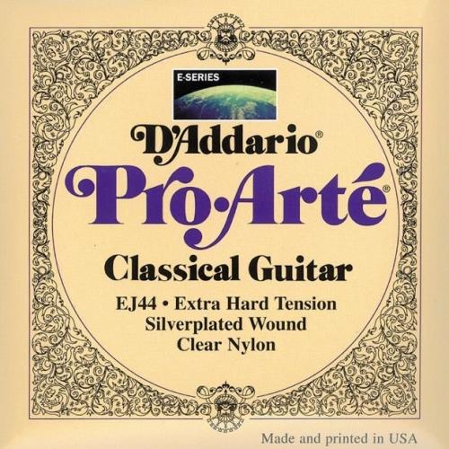 Струны для классической гитары D`ADDARIO EJ44 #1 - фото 1