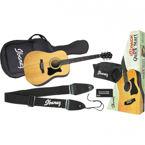 Акустическая гитара Ibanez V 50NJP NATURAL #2 - фото 2