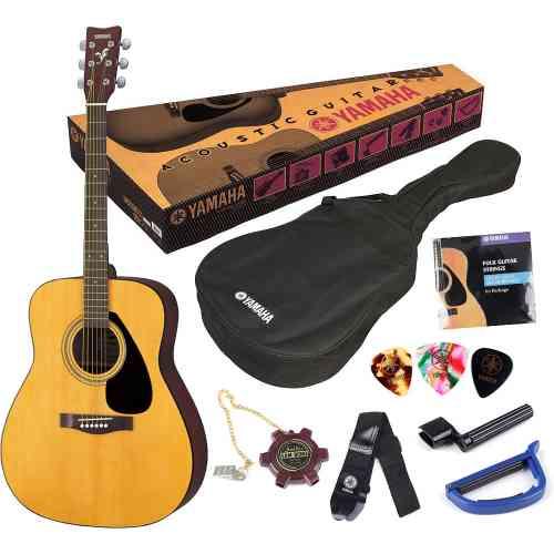 Акустическая гитара Yamaha F 310P #3 - фото 3