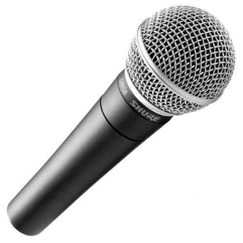 Вокальный микрофон Shure SM58-LCE  #1 - фото 1