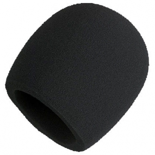 Ветрозащита для микрофона Shure A58WS-BLK #1 - фото 1