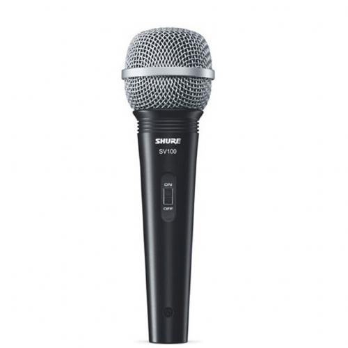 Вокальный микрофон SHURE SV100-A #1 - фото 1