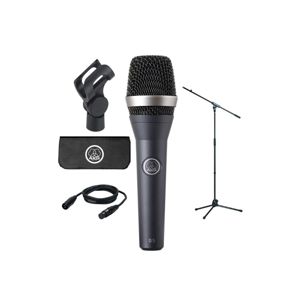 AKG D5 Stage Pack - фото 1