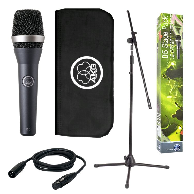 AKG D5 Stage Pack - фото 2