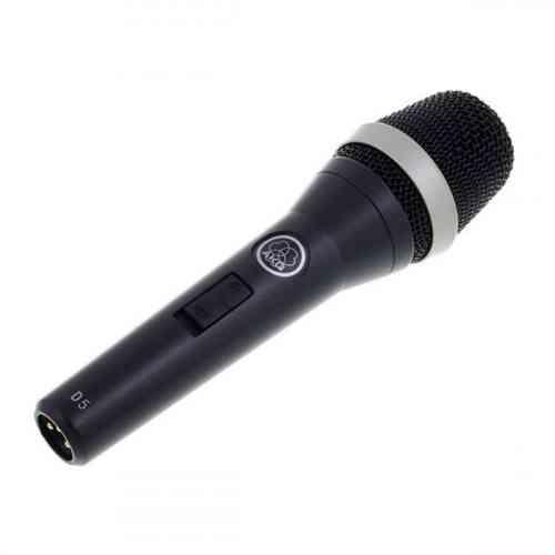 Вокальный микрофон AKG D5S #1 - фото 1