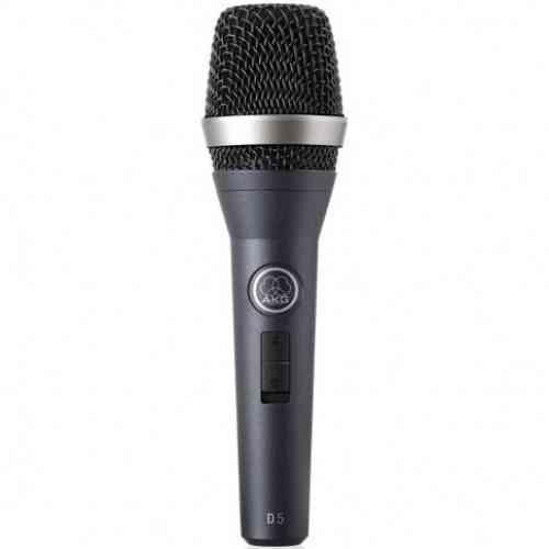 Вокальный микрофон AKG D5S #3 - фото 3