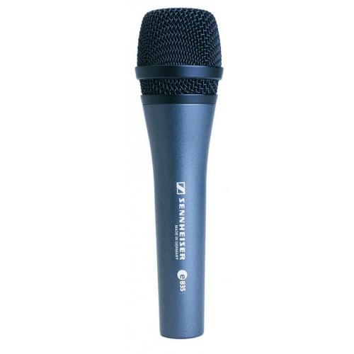 Вокальный микрофон SENNHEISER E 835-S #3 - фото 3