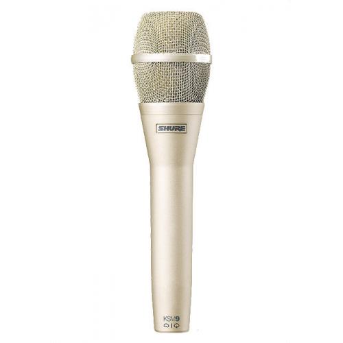 Вокальный микрофон SHURE KSM9/SL #1 - фото 1