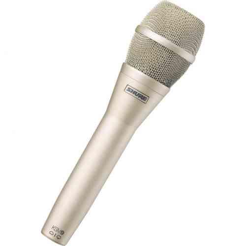 Вокальный микрофон SHURE KSM9/SL #2 - фото 2