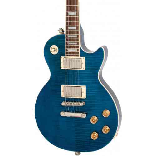 Epiphone LES PAUL TRIBUTE PLUS 60`s MIDNIGHT SAPHIRE