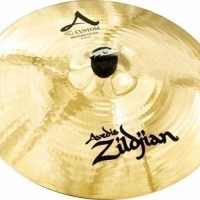 Zildjian 16` A` CUSTOM MEDIUM CRASH