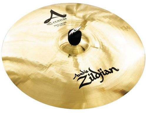 ZILDJIAN 17` A` CUSTOM FAST CRASH - фото 1