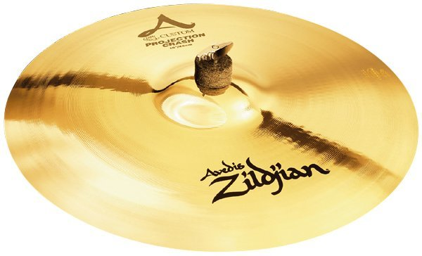 ZILDJIAN 18` A` CUSTOM PROJECTION CRASH - фото 1