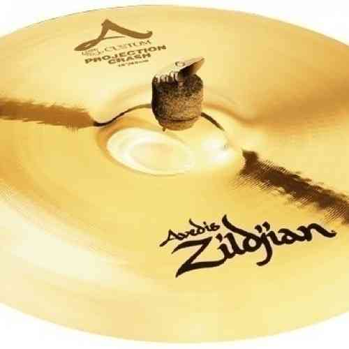ZILDJIAN 18` A` CUSTOM PROJECTION CRASH