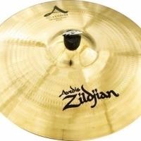 Zildjian 18 ` A` CUSTOM MEDIUM CRASH