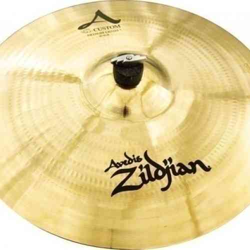 ZILDJIAN 18` A` CUSTOM MEDIUM CRASH