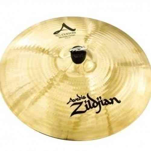 ZILDJIAN 17` A` CUSTOM MEDIUM CRASH
