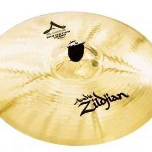 ZILDJIAN 19` A` CUSTOM PROJECTION CRASH