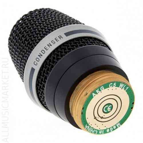 Вокальный микрофон AKG C5 #3 - фото 3