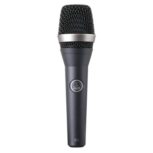 Вокальный микрофон AKG C5 #4 - фото 4