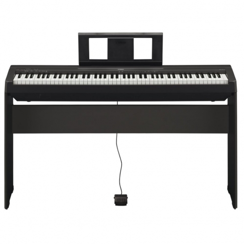 Цифровое пианино Yamaha P-45B #2 - фото 2