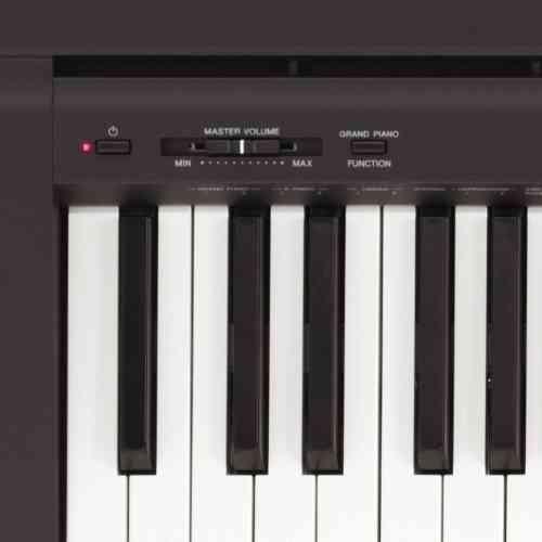 Цифровое пианино Yamaha P-45B #3 - фото 3