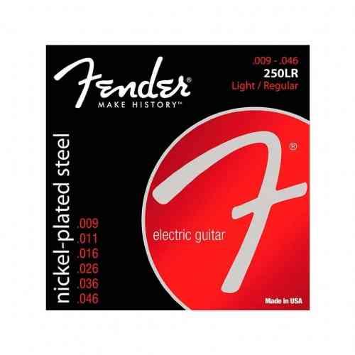 Fender STRINGS NEW SUPER 250LR NPS BALL END 9-46