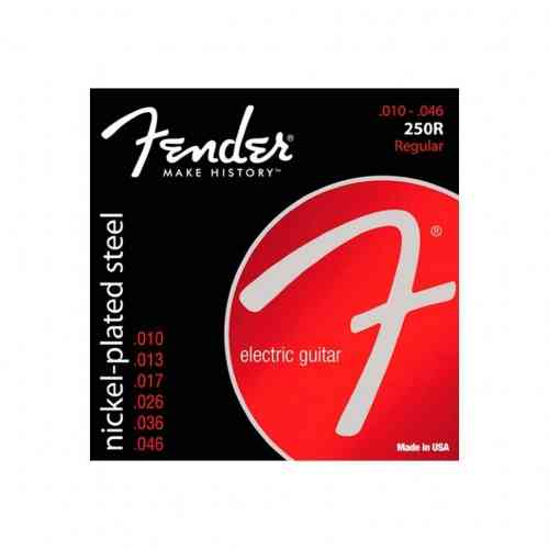 Fender STRINGS NEW SUPER 250R NPS BALL END 10-46