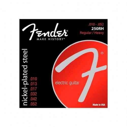 Fender STRINGS NEW SUPER 250RH NPS BALL END 10-52