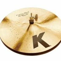 Zildjian 14` ` K` CUSTOM DARK