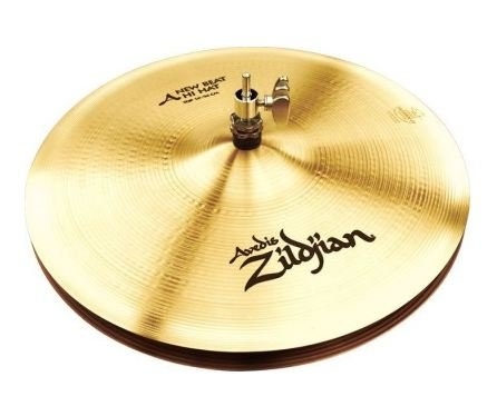 ZILDJIAN 14` A NEW BEAT HI-HAT - фото 1