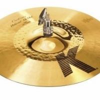 Zildjian 14 1/4` K` CUSTOM HYBRID HI-HAT