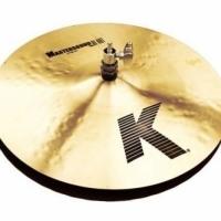 Zildjian 14 ` K' MASTERSOUND HI-HAT