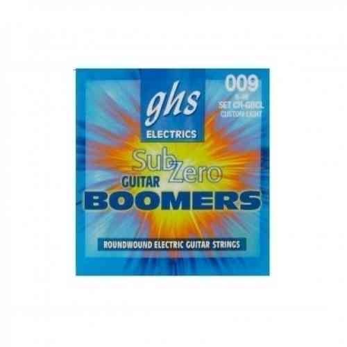 GHS STRINGS CR-GBCL SUB-ZERO BOOMERS