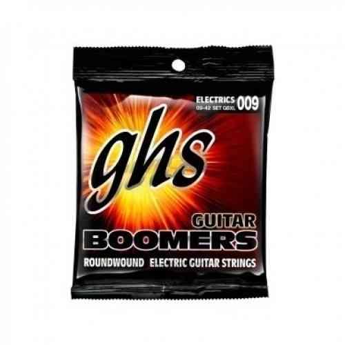 GHS STRINGS GBXL BOOMERS