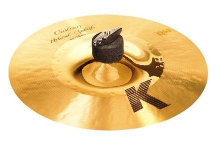 Zildjian 9` K` Custom Hybrid Splash - фото 1