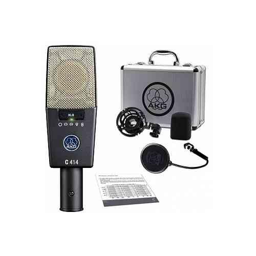 Студийный микрофон AKG C414XLS #2 - фото 2