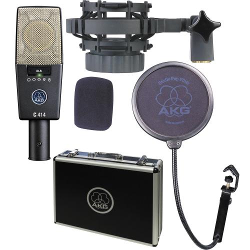 Студийный микрофон AKG C414XLS #3 - фото 3