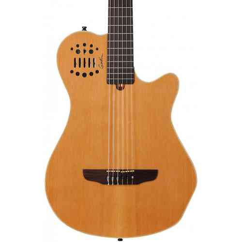 Godin 012817 Multiac Grand Concert SA Natural HG