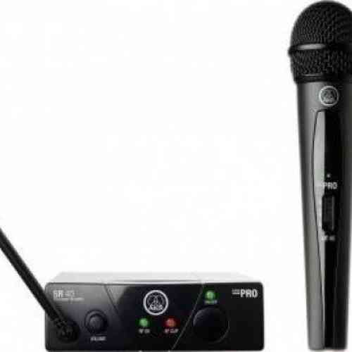 Вокальная радиосистема AKG WMS40 Mini Vocal Set Band ISM3 (864.850) #1 - фото 1